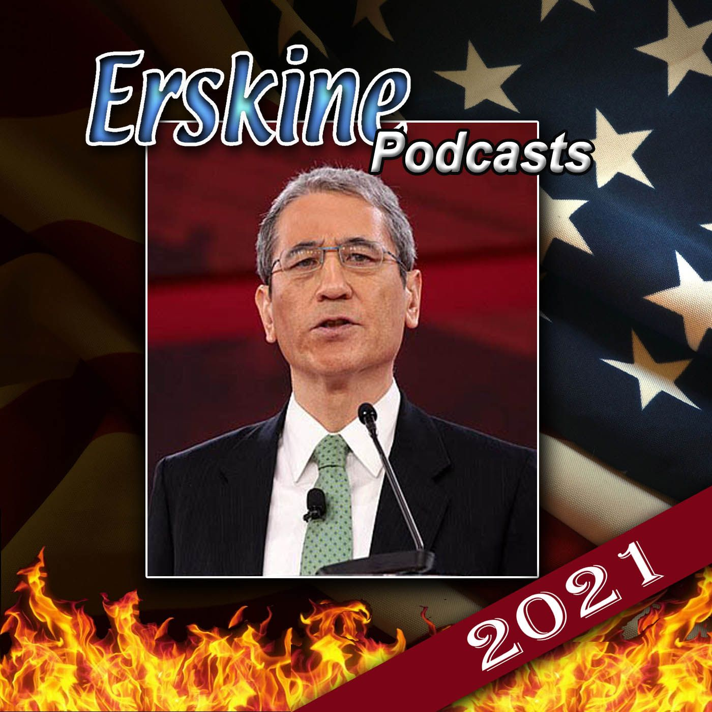 Gordon Chang - ENCORE on the many threats of China (ep# 2-6-21)