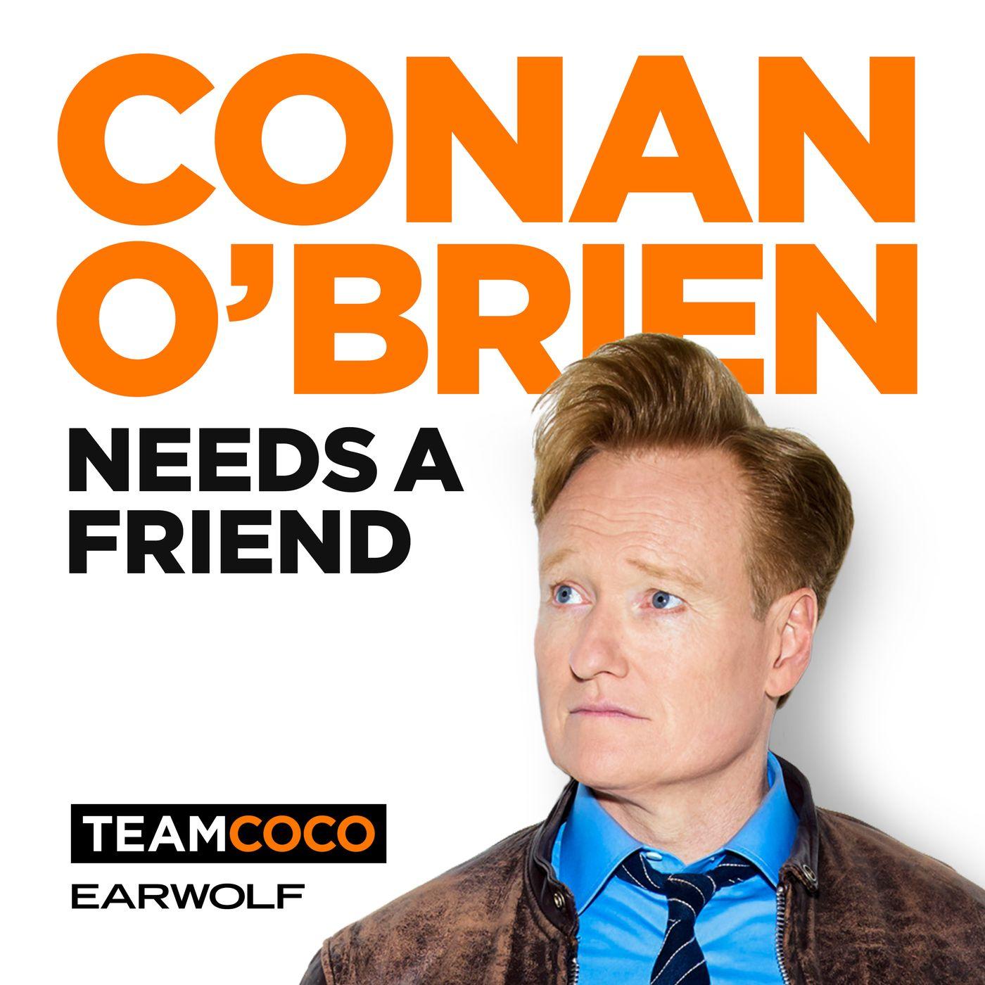 Heartland Newsfeed Radio Network: Conan O'Brien Needs A Friend (Jimmy Kimmel)