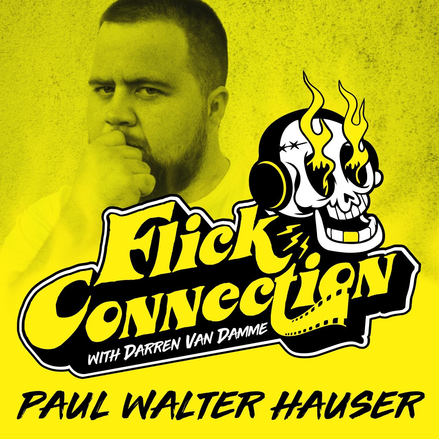 Ep. 65 - Paul Walter Hauser (I, Tonya + BlacKkKlansman + Cobra Kai)