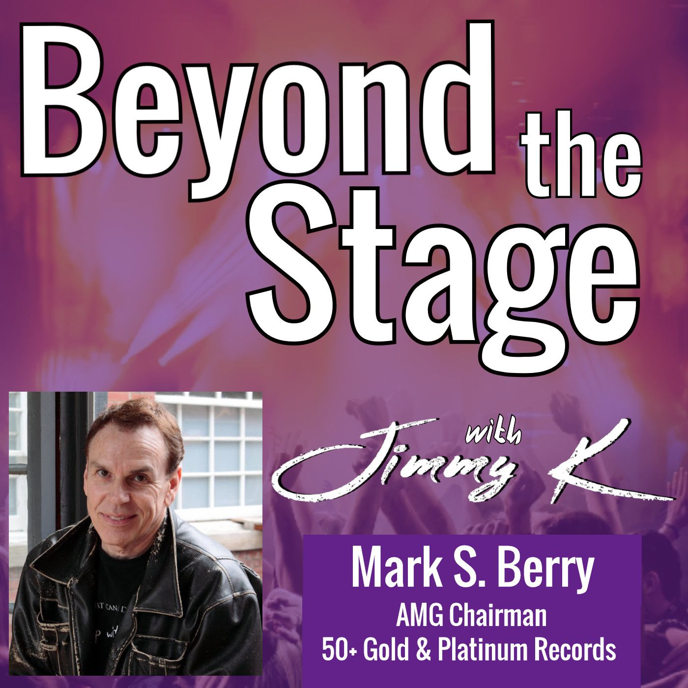 Episode 01: Mark S. Berry