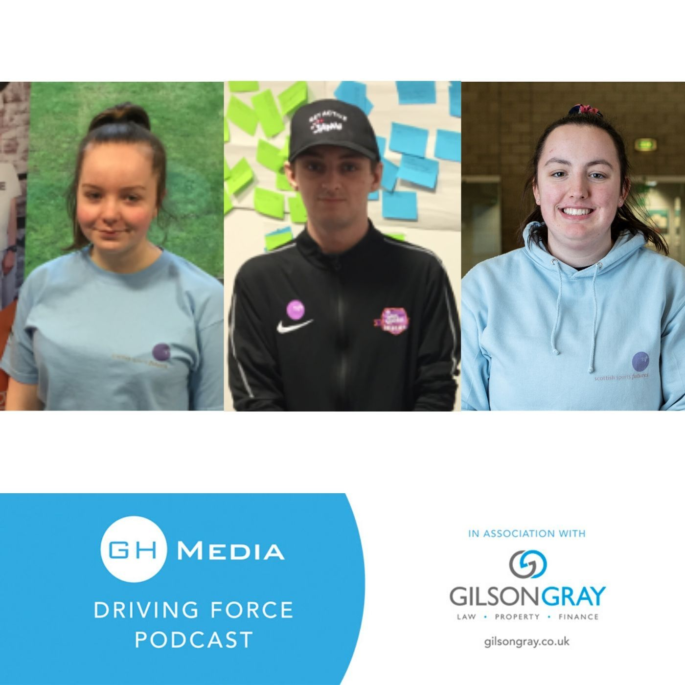 GH Media Driving Force Podcast - Episode 18