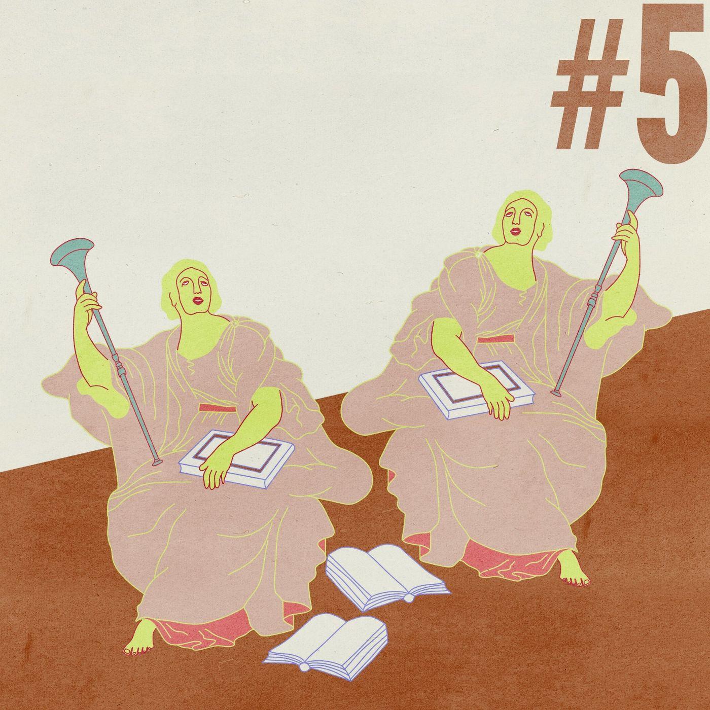 #5 − Fantasie di potere
