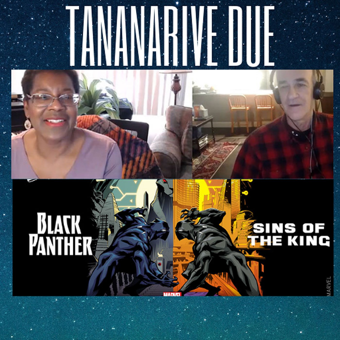 Tananarive Due Black Panther Sins Of The King