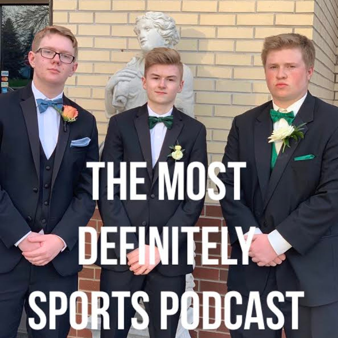 Most Definitely Sports Podcast Episode 8