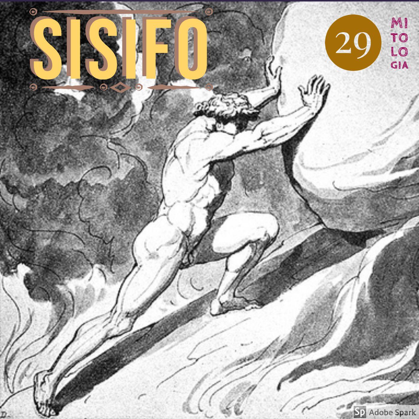 Sisifo, il più scaltro tra gli uomini