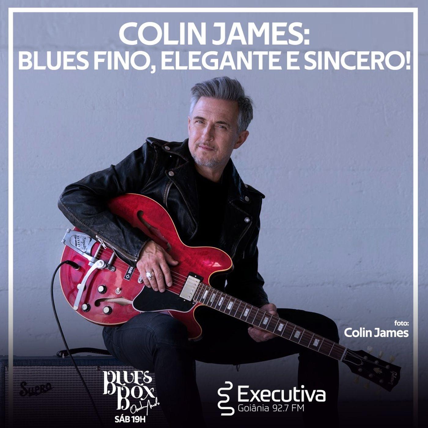 Blues Box - Rádio Executiva - 13 de Março de 2021
