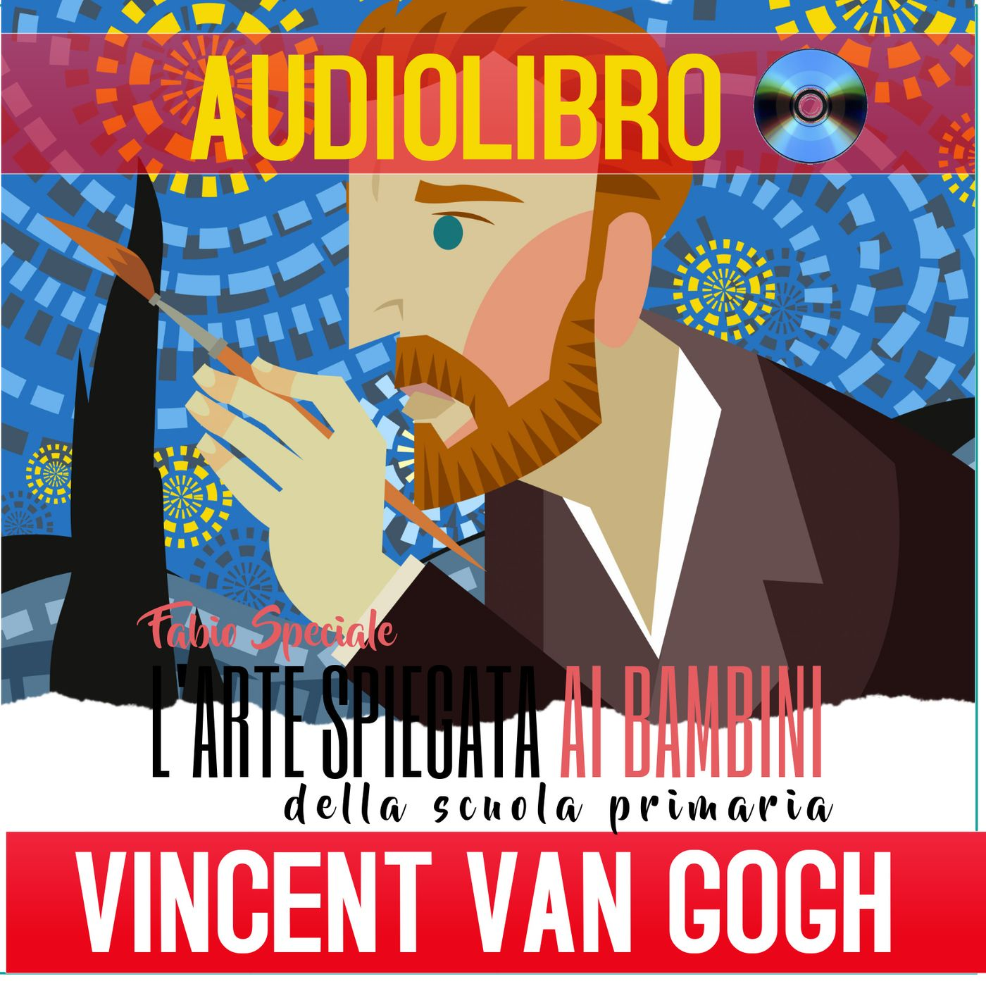 Arte per bambini - Van Gogh:Radio-giochiecolori