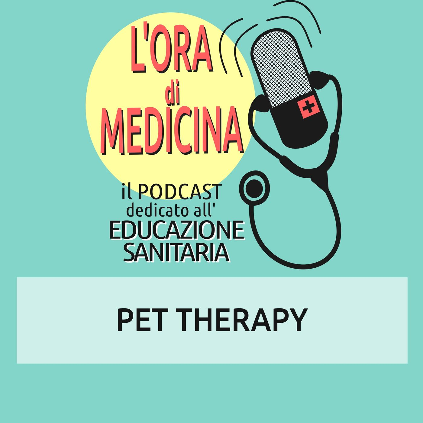 Ep. 89 | Pet therapy