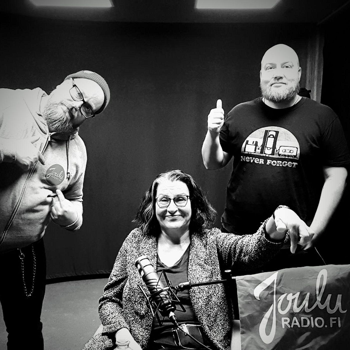 #56 - Joulumuori revisited: Riitta Kalliorinne Jouluradiosta