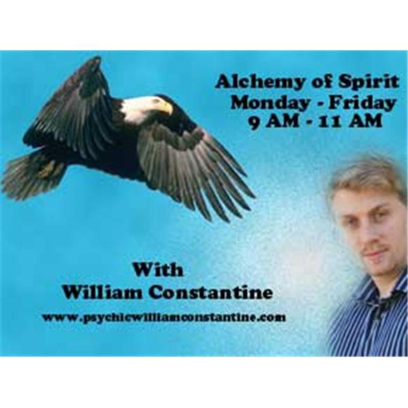 Alchemy of Spirit Morning Show