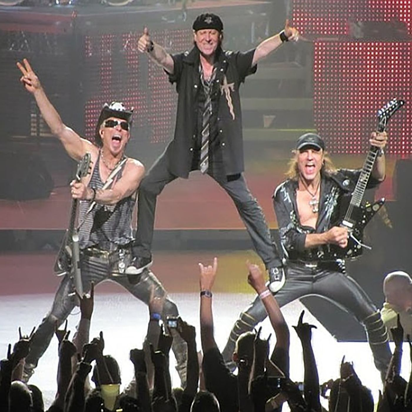 3HITSMIXED 026 Scorpions - Live Forever