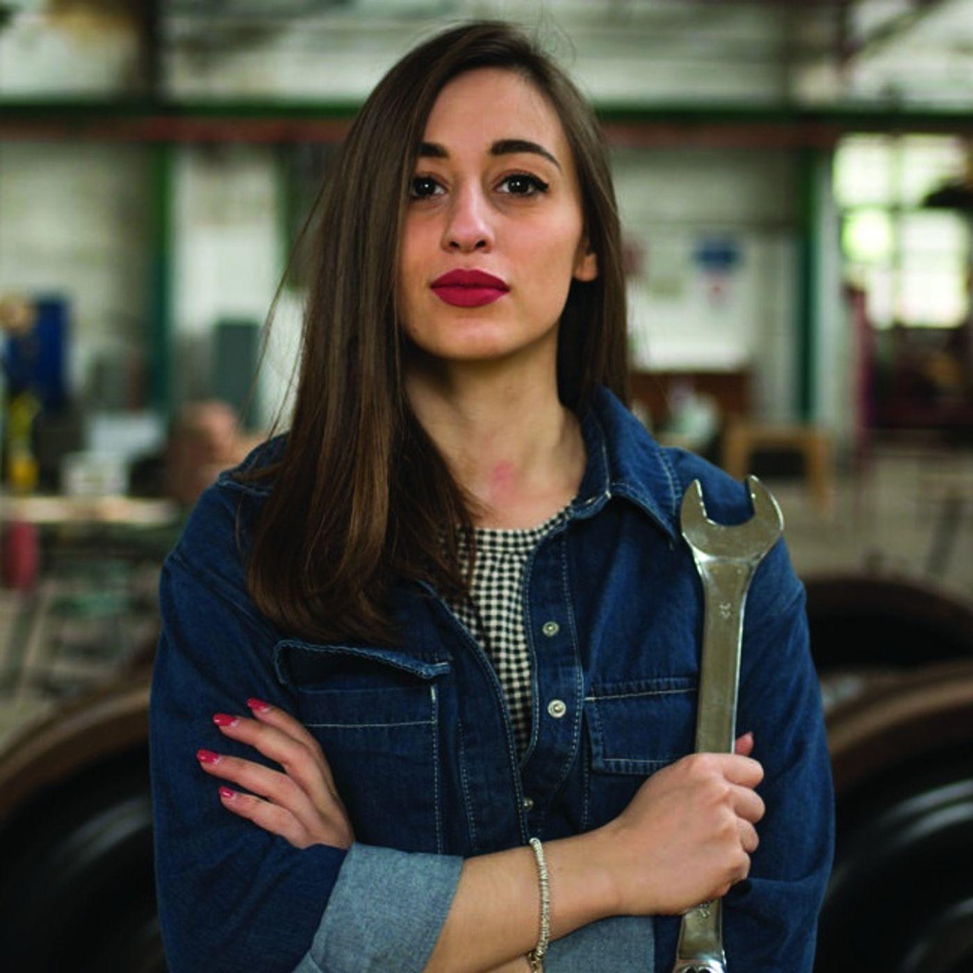 Intervista Nanna's Garage: ho restaurato una vecchia Fiat 500, da sola.