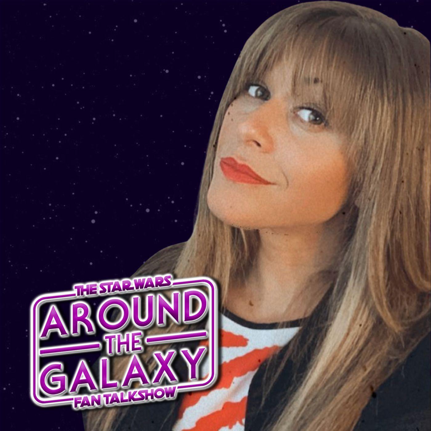 Episode 106 - Amanda Wirtz, comedian and convention host talks Star Wars Celebration