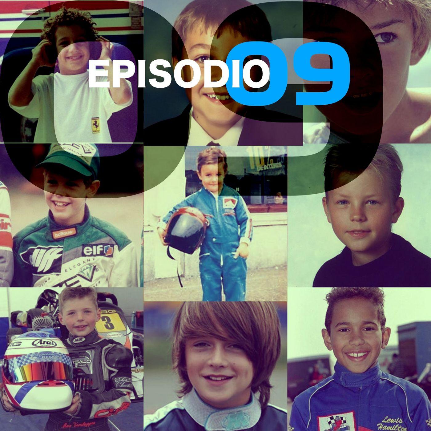 EP 09 - Dejen correr a los niños