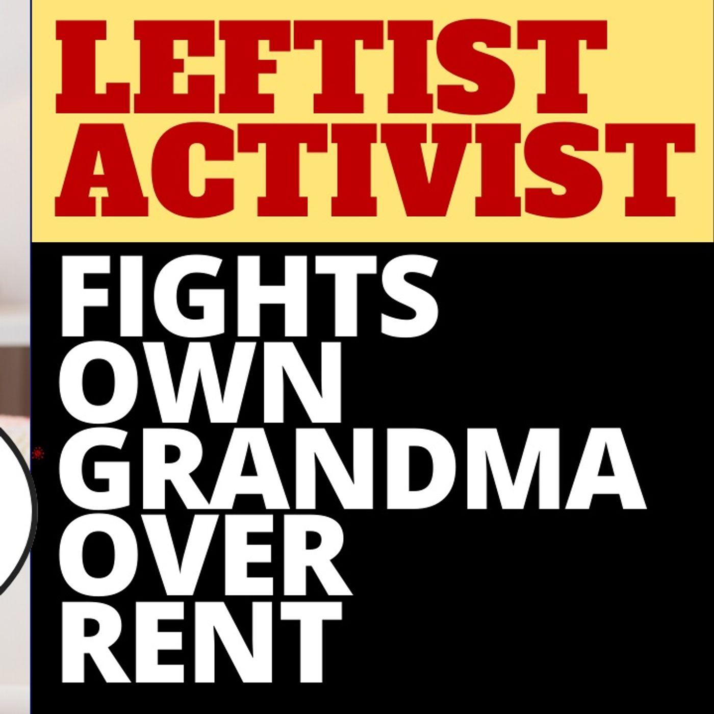 LEFTIST ACTIVIST DENOUNCES OWN GRAMMY OVER RENT
