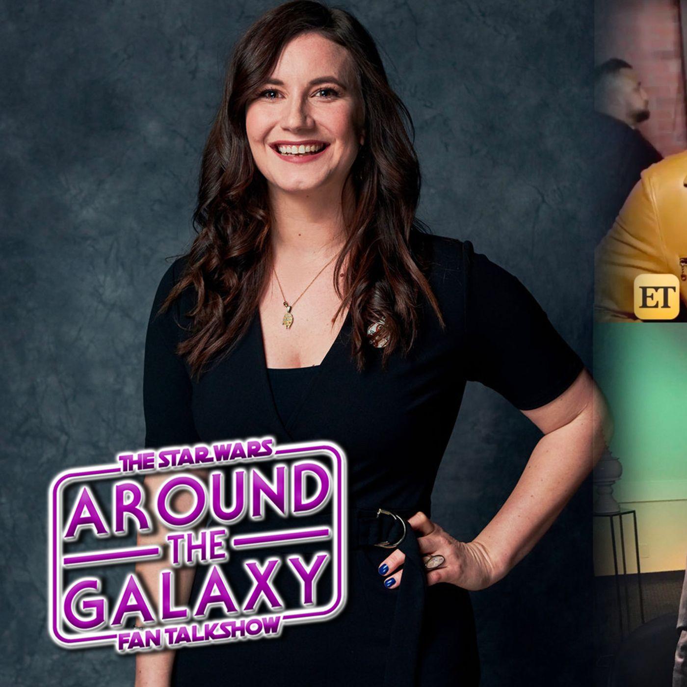 Episode 103 - Ash Crossan, Entertainment Tonight