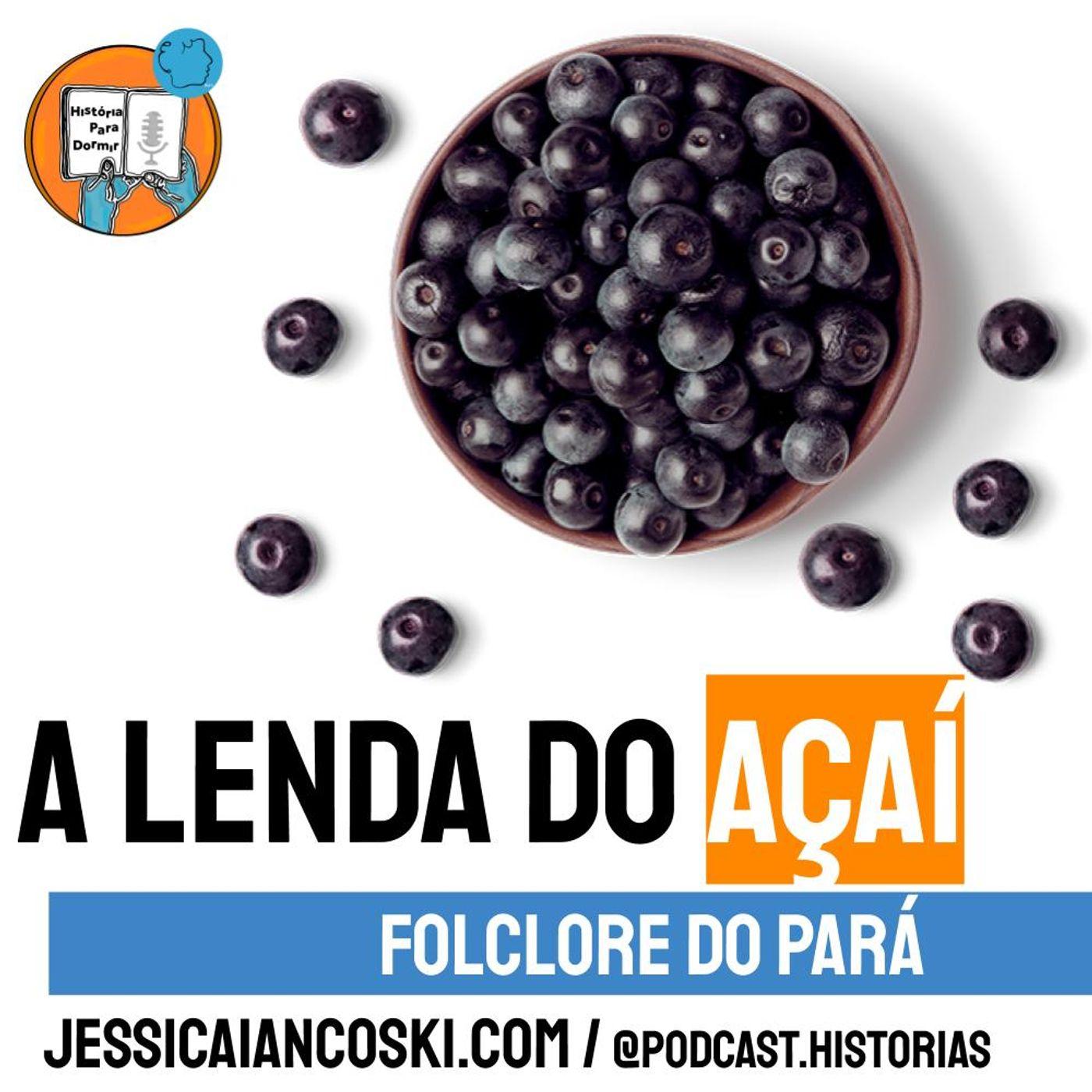 [T4 #7] A Lenda do Açaí- Folclore do Pará | Historinha