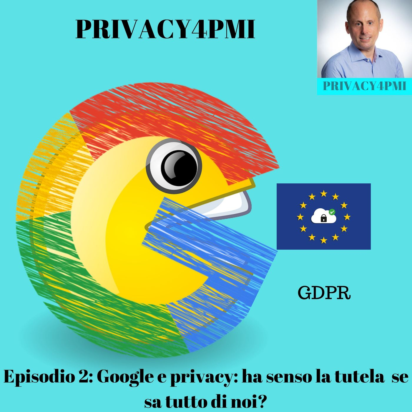 Episodio 2 Google e privacy. Ha senso la tutela se sa tutto di noi?