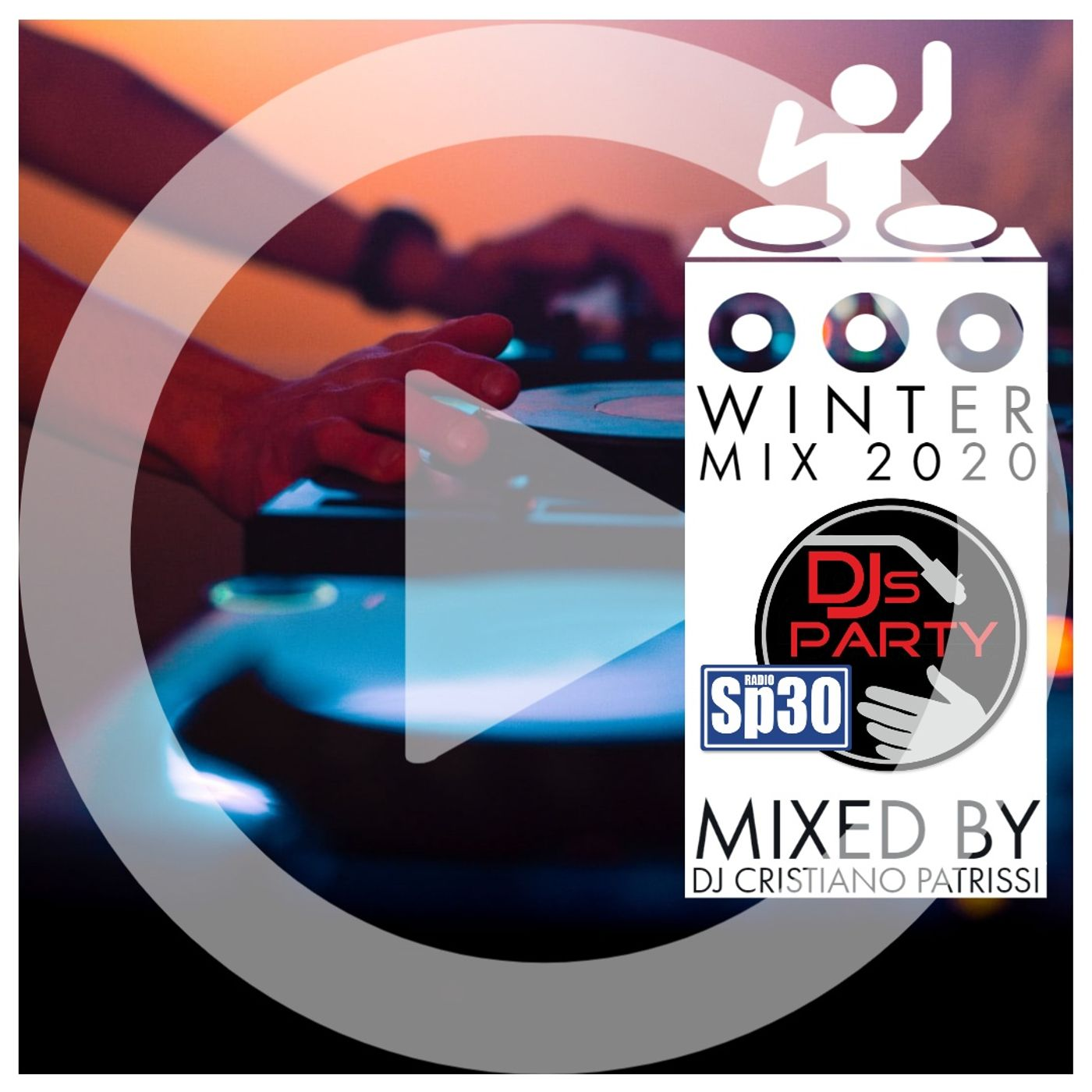 #djsparty - ST.2 EP.23 - Winter Mix #4