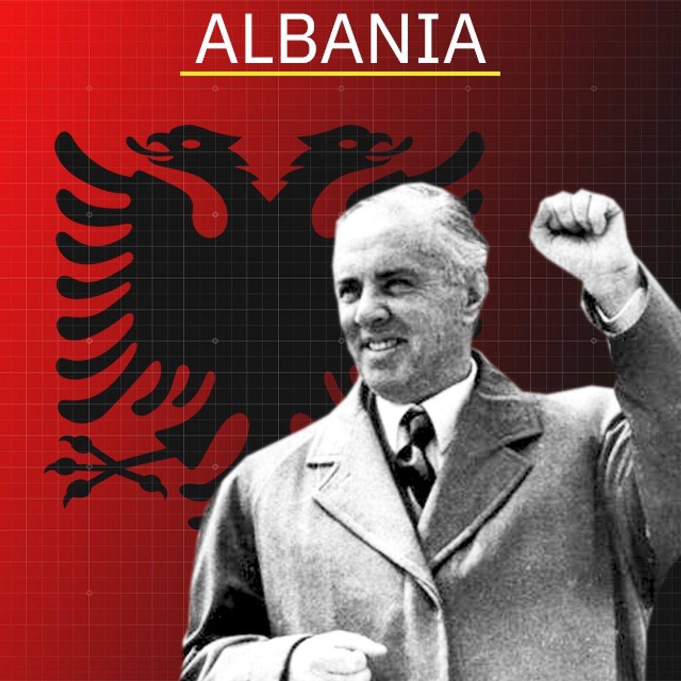 Storia dell'Albania dall'indipendenza al regime di Enver Hoxha
