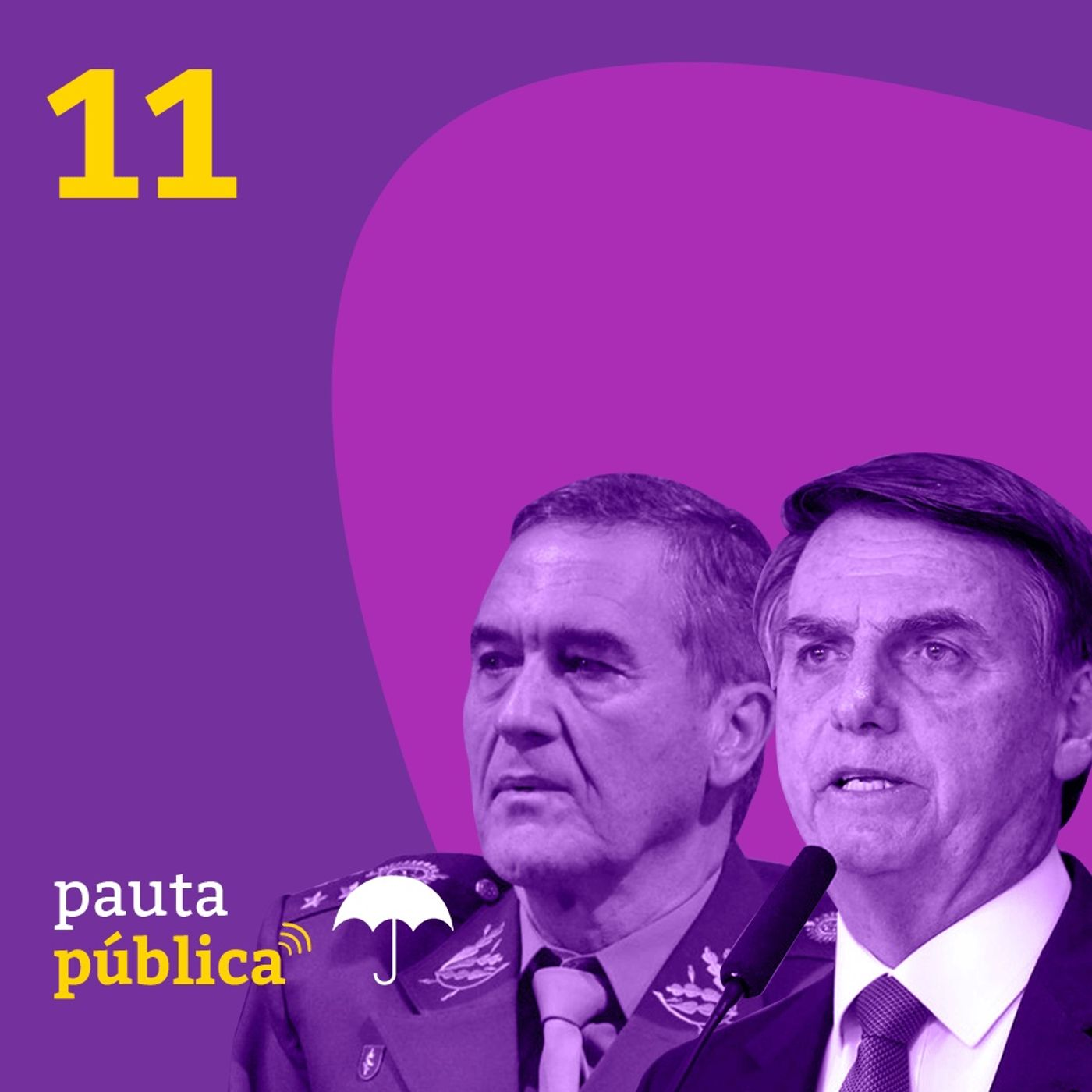 11 | Meia Volta, Volver - Militares e Bolsonaro