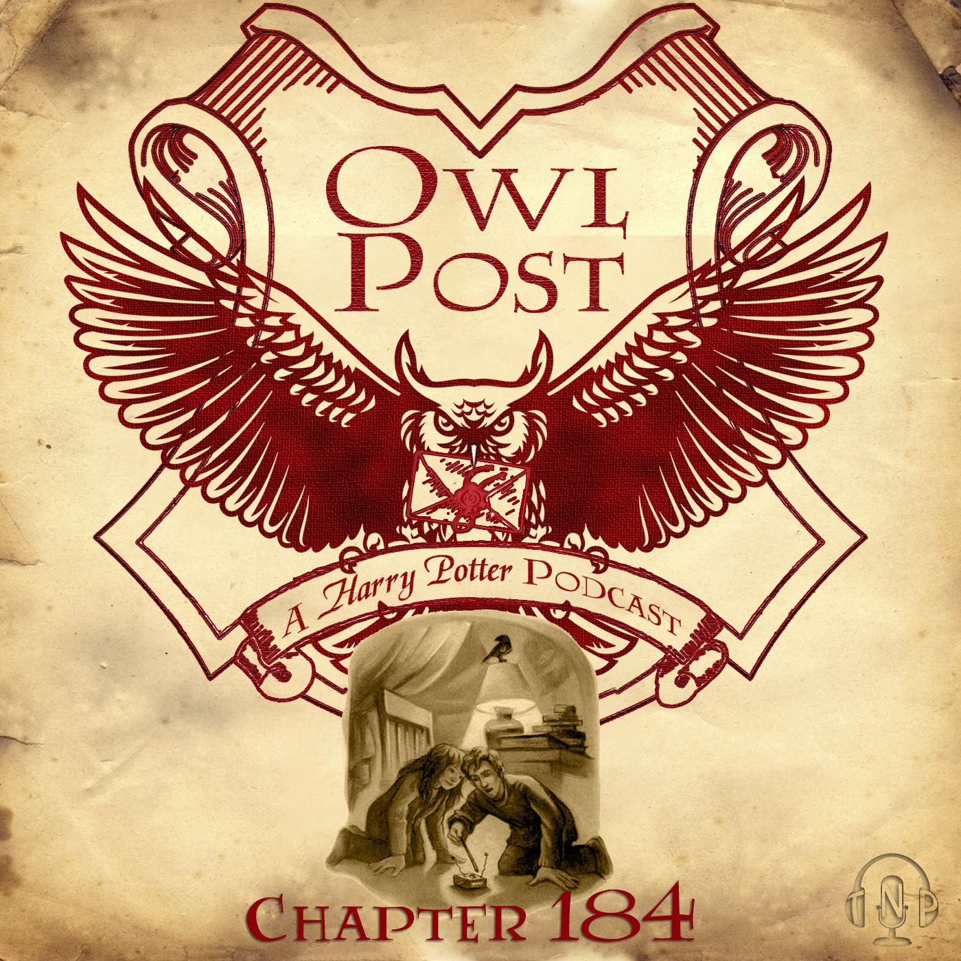 Chapter 184: The Deathly Hallows