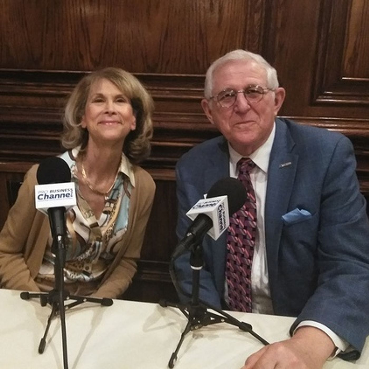 Marcia Jaffe Interview at BBA Breakfast on the Buckhead Business Show