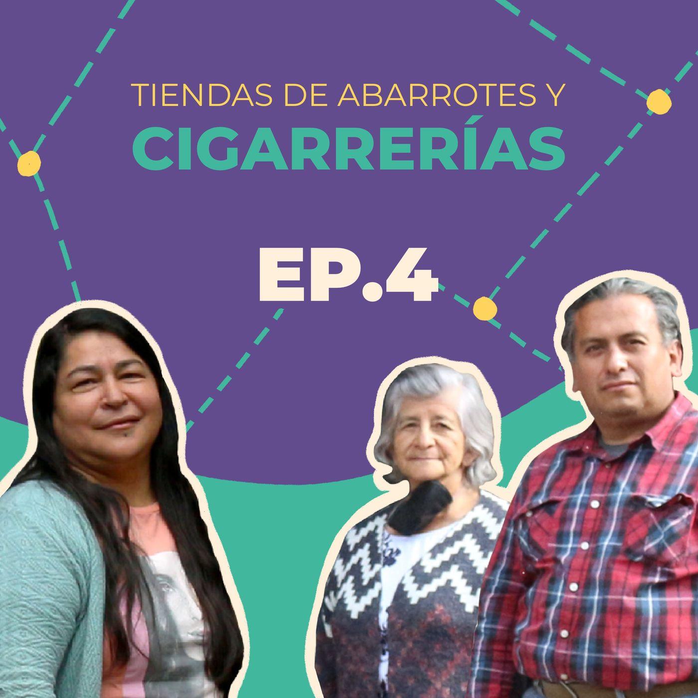 Tiendas de abarrotes y cigarrerías en Bogotá | Bacatáfono: Historia entre-tiendas | EP4.T2