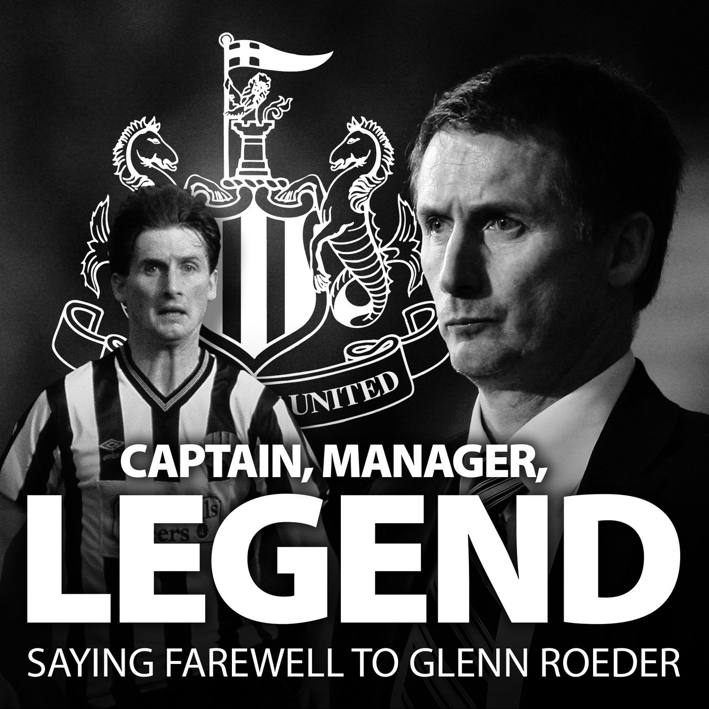 Captain, manager, legend: Saying farewell to Glenn Roeder