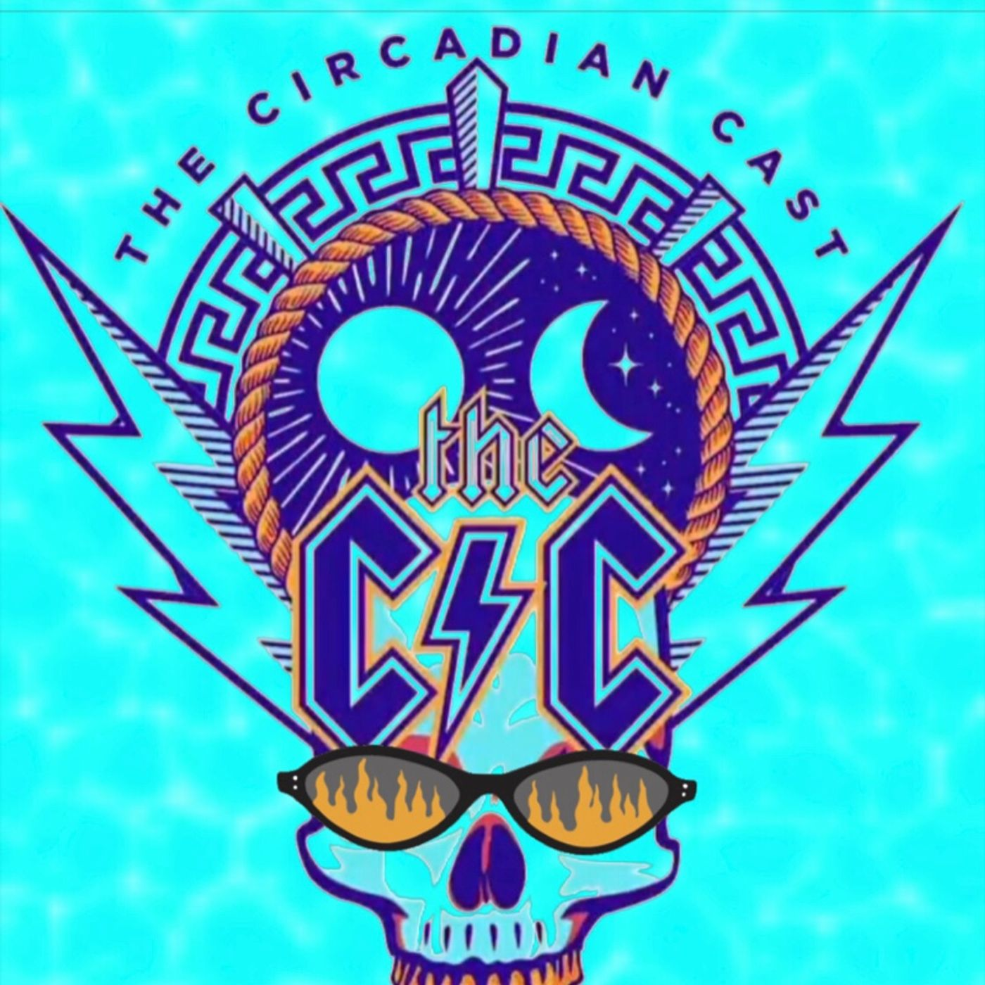 The Circadian Cast EP 389 #FortheMusic