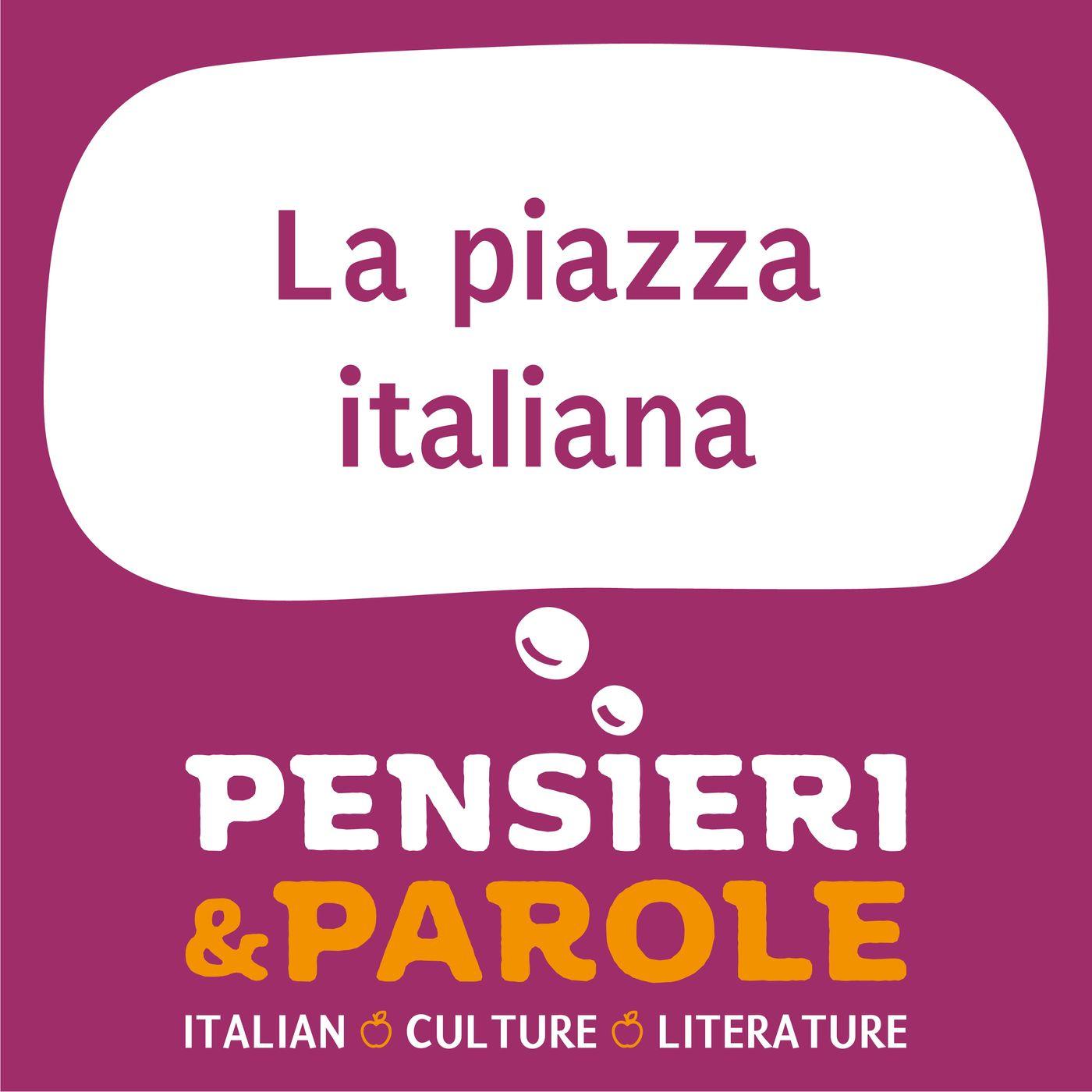 74_La piazza italiana
