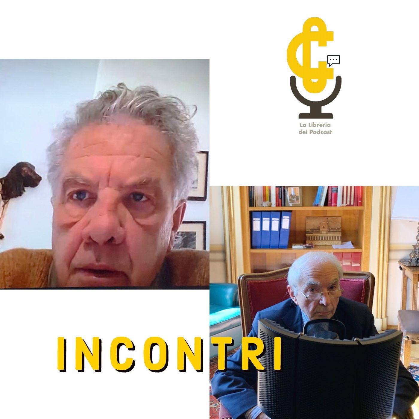 Franco Marcoaldi e Giuliano Amato Le parole della Costituzione, il decadimento del linguaggio pubblico e il dovere della riparazione