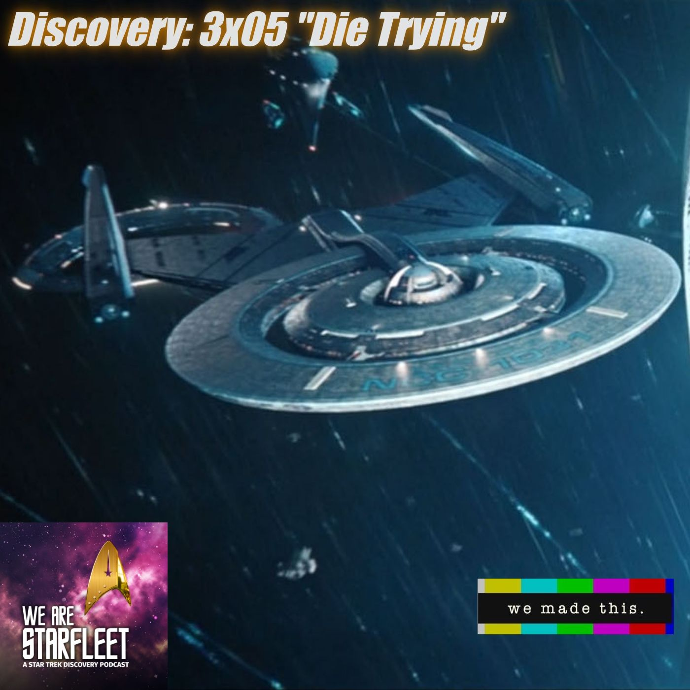 """13. Discovery: 3x05 """"Die Trying"""""""