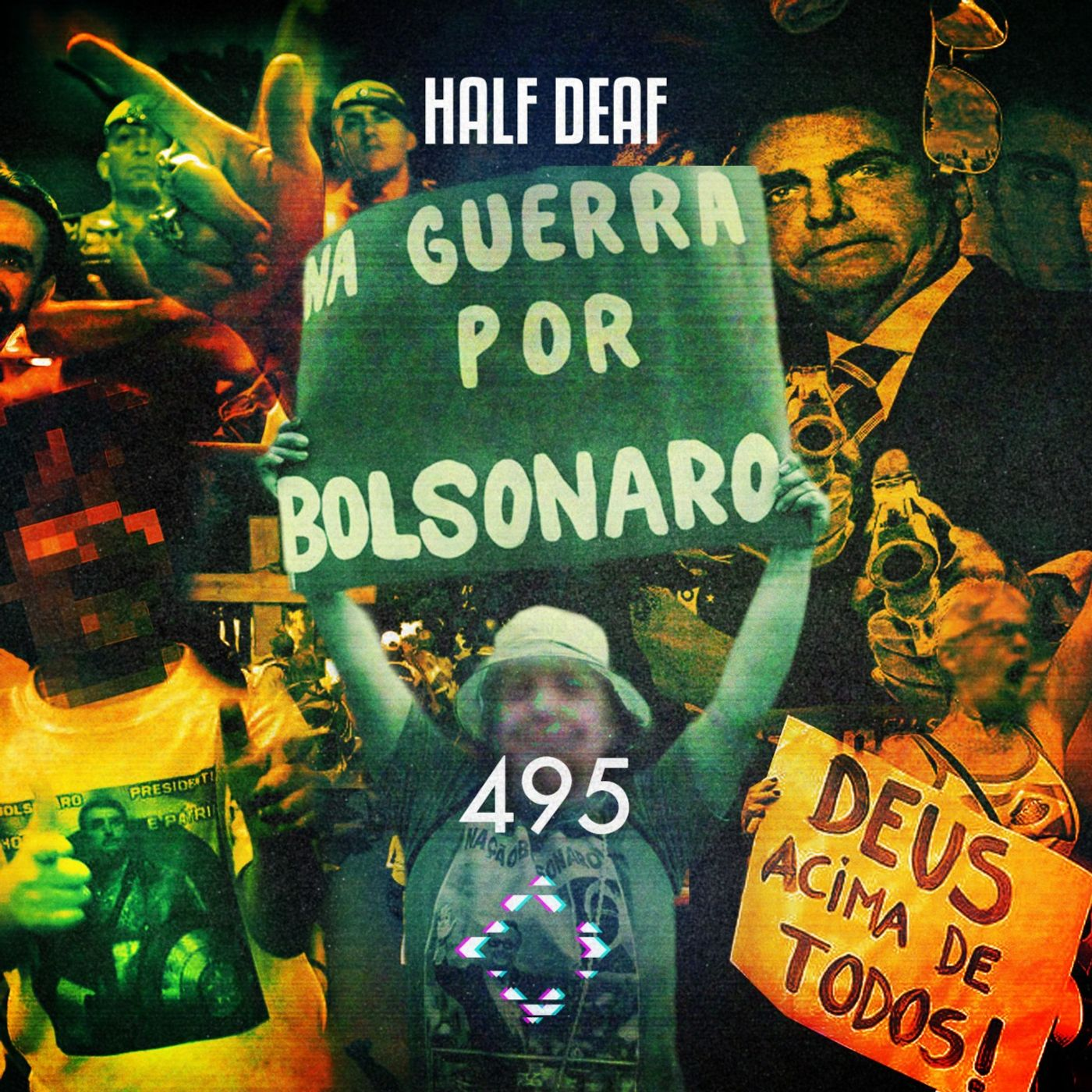 AntiCast 495 - Bolsonaro é só o Bolsonaro