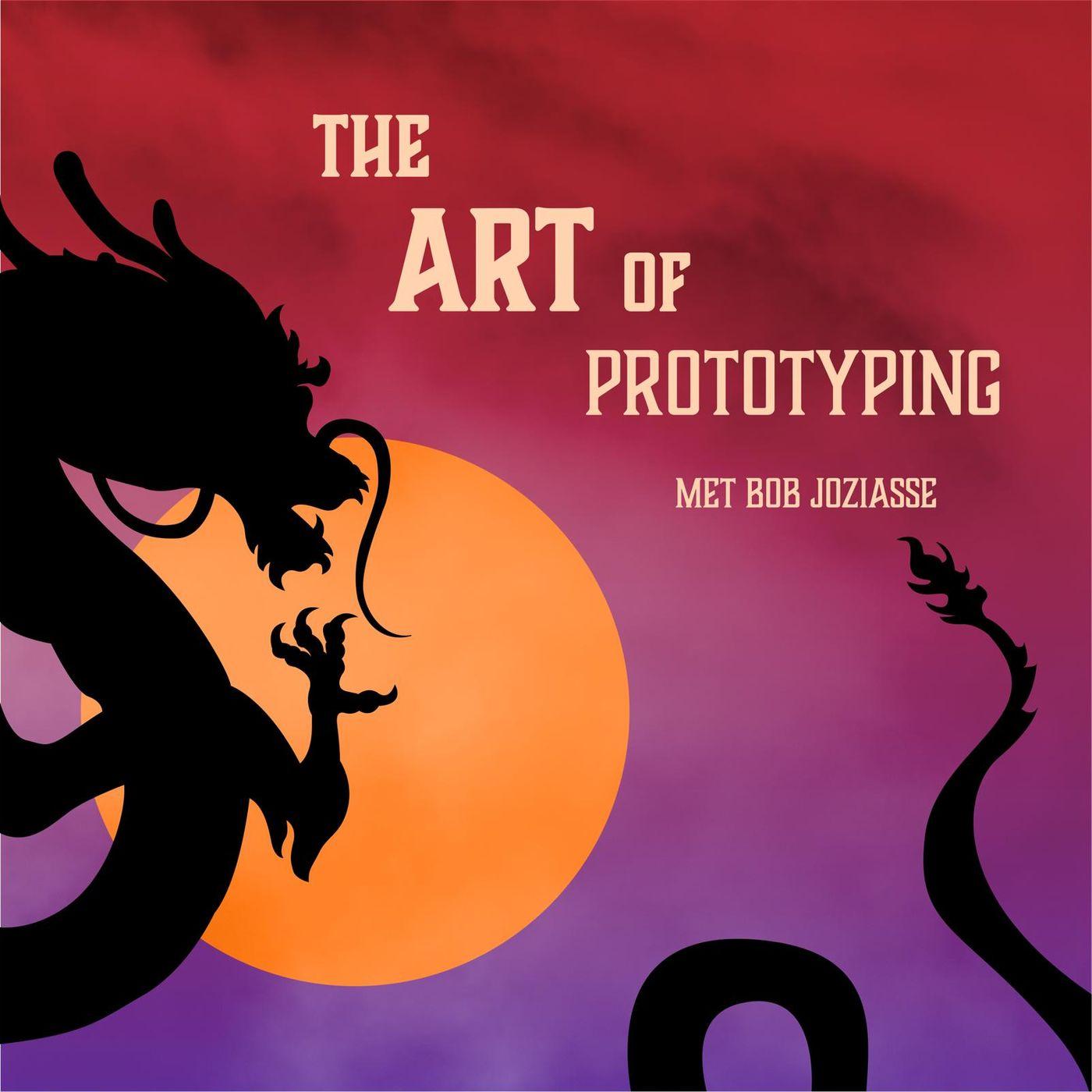 The Art Of Prototyping logo