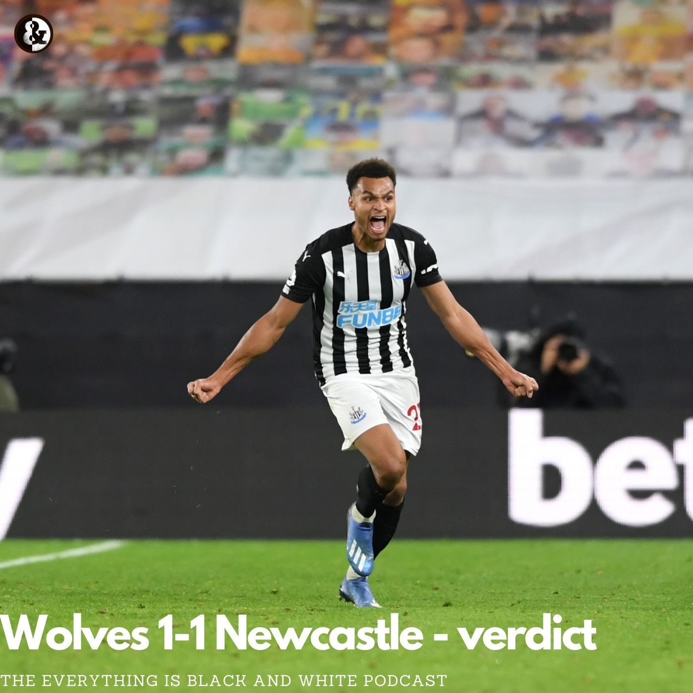 Jacob Murphy rescues Newcastle United as they draw 1-1 with Wolves