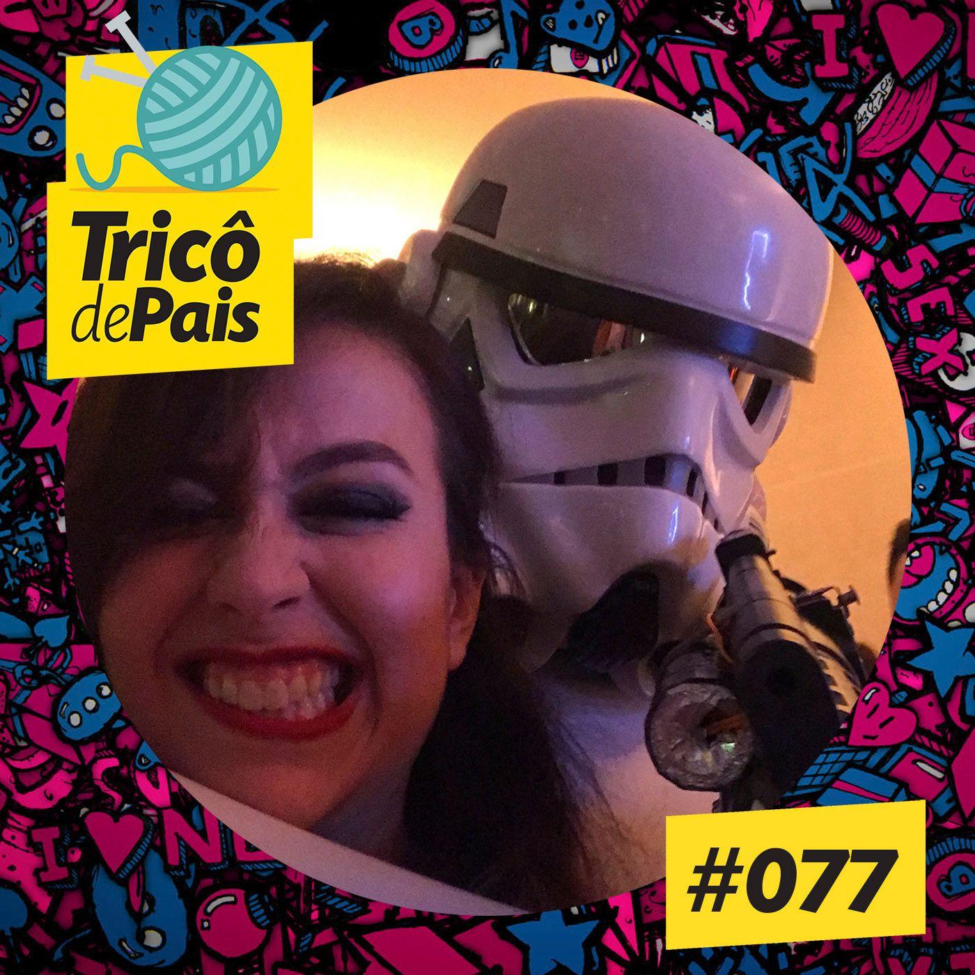 #077 - Machismo na Cultura Pop e Gamer feat. Beatriz Fiorotto