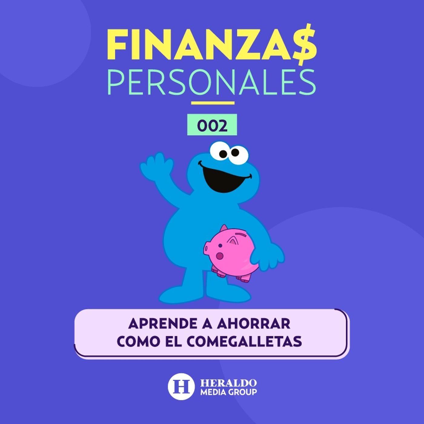 Ahorro Infantil | Finanzas Personales: Educación financiera con el Comegalletas