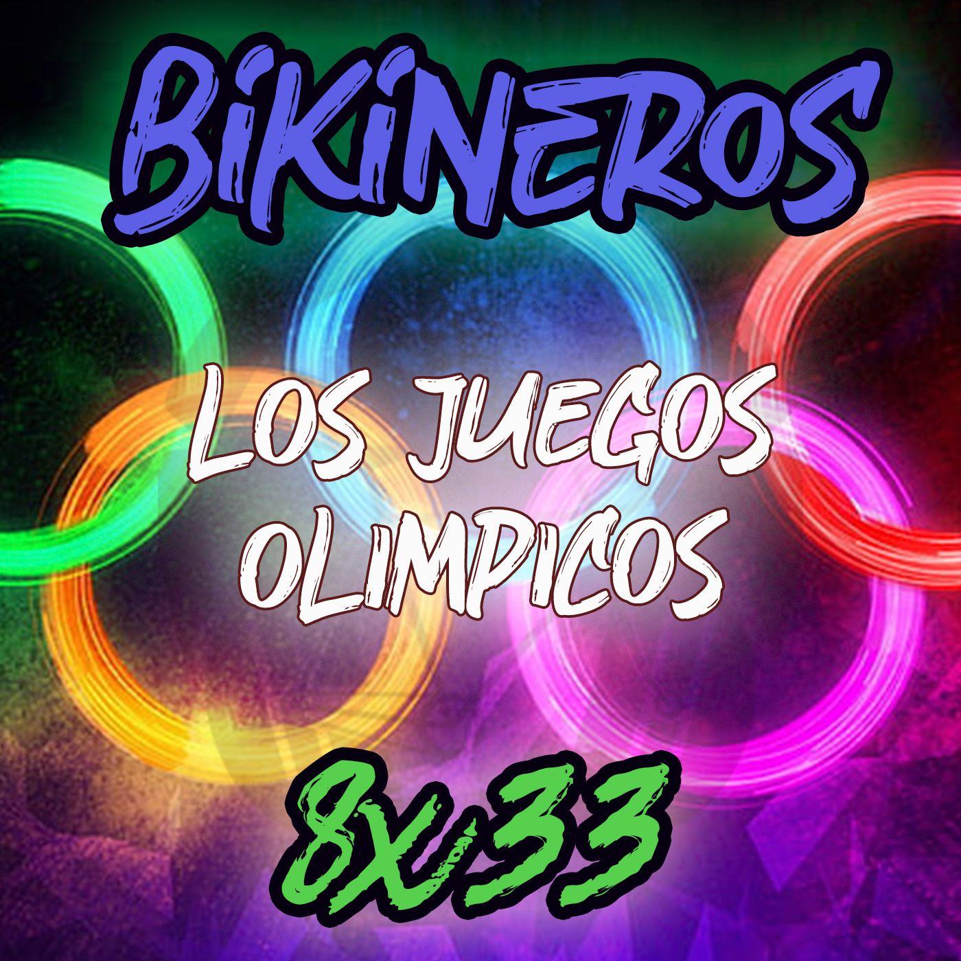 BKN 8x33 Lo de los Juegos Olímpicos, Fundación, el Karoo y BicycleTea 🥇🥈🥉🚴♀️🚵♂️