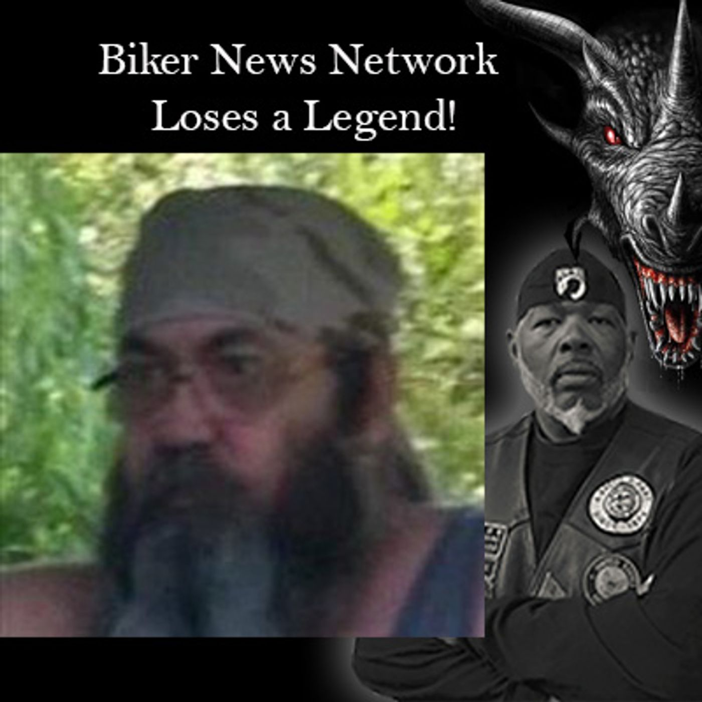Biker News Network Loses a Legend
