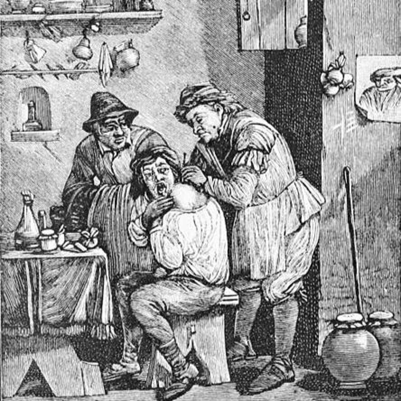 Ep 49- Medicine in the American Revolution