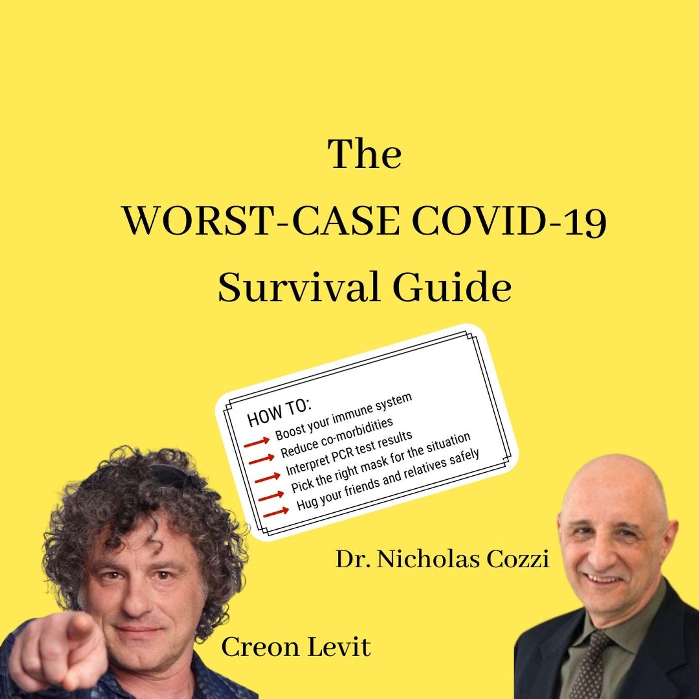 COVID Survivial Guide: The Scientists Speak