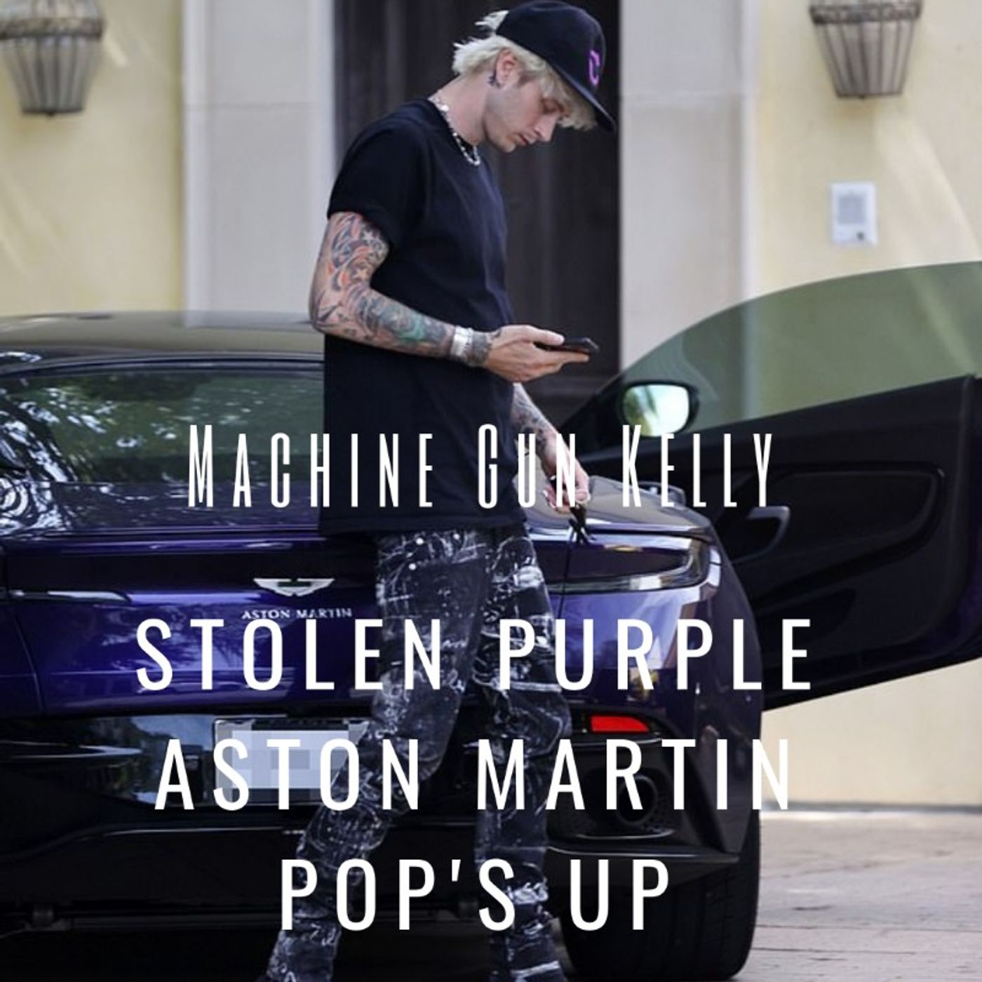 Episode 30 - Do You Ready Think Machine Gun Kelly Car Was Stolen