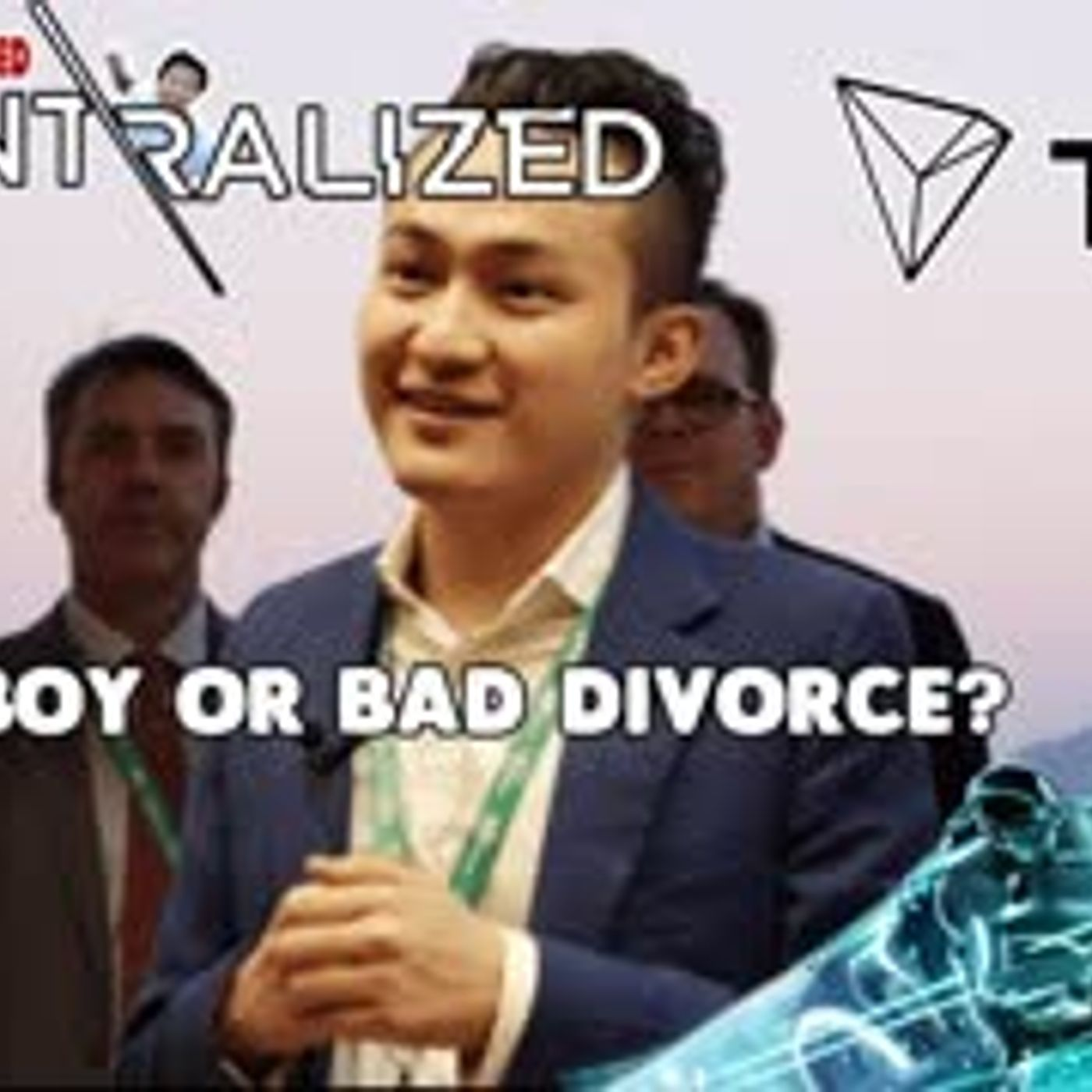 TRON CTO - Foul Play or Nasty Divorce - Don't Worry! BITCOIN TO $10,000!!!