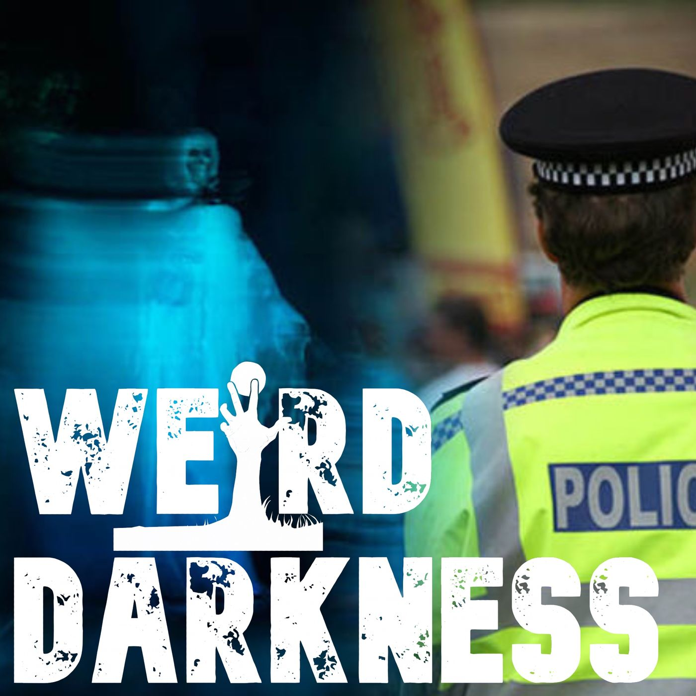 """""""POLICE AND THE PARANORMAL"""" and More Strange True Stories! #WeirdDarkness"""