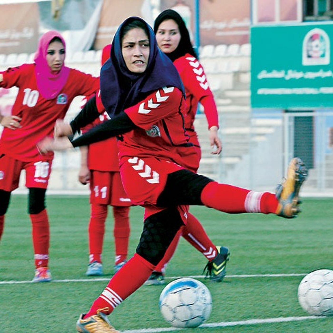 """How US Involvement in Afghanistan Put Afghan Athletes in Danger & AI's """"We Talkin' Bout Practice"""""""