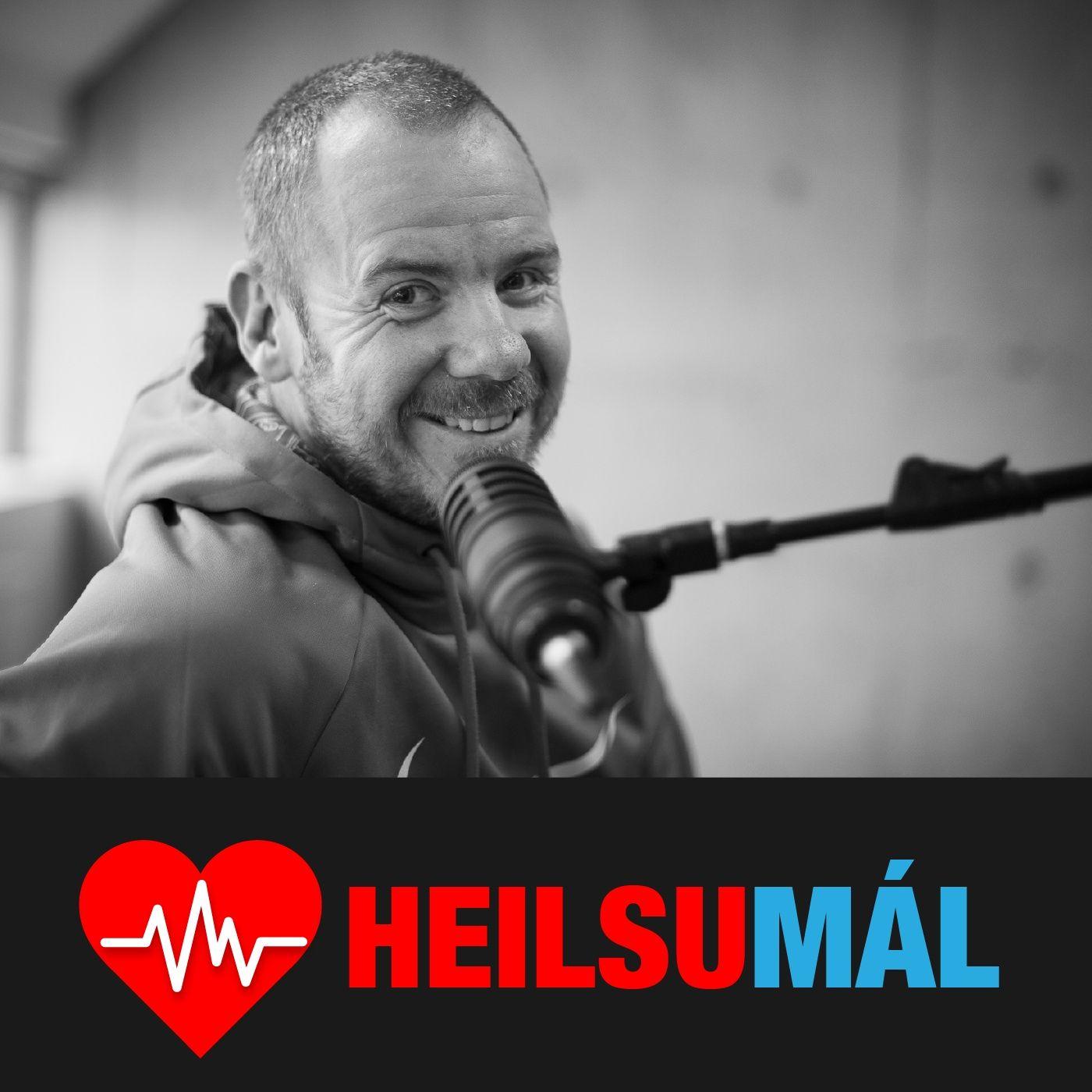 Heilsumál 09 - Af hverju stunda stund ? Guðmundur Hafþórsson