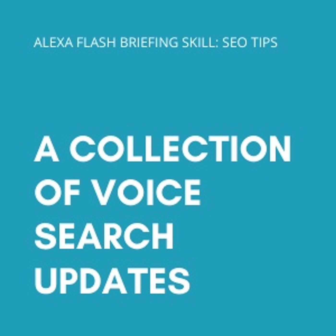 A collection of voice search updates