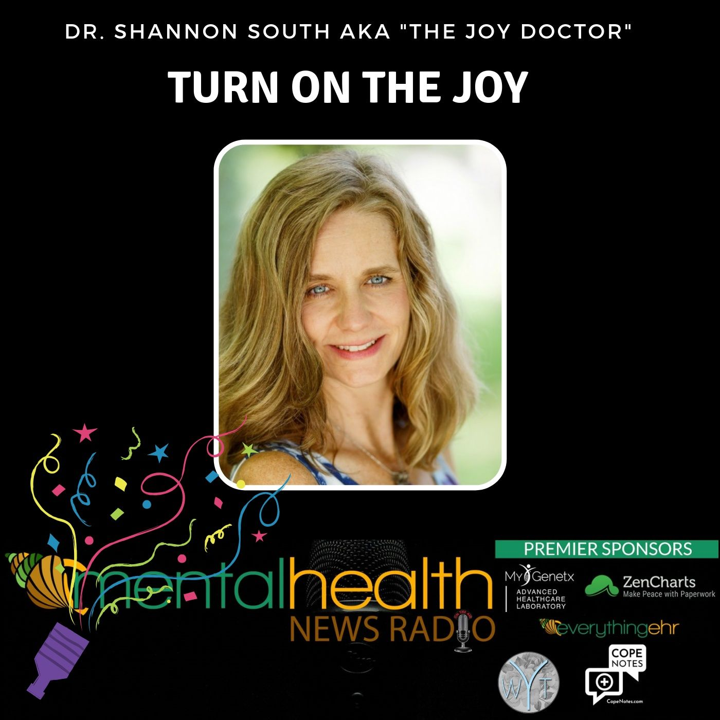 Mental Health News Radio - Turn on the Joy and Rewire Yourself for the New Year