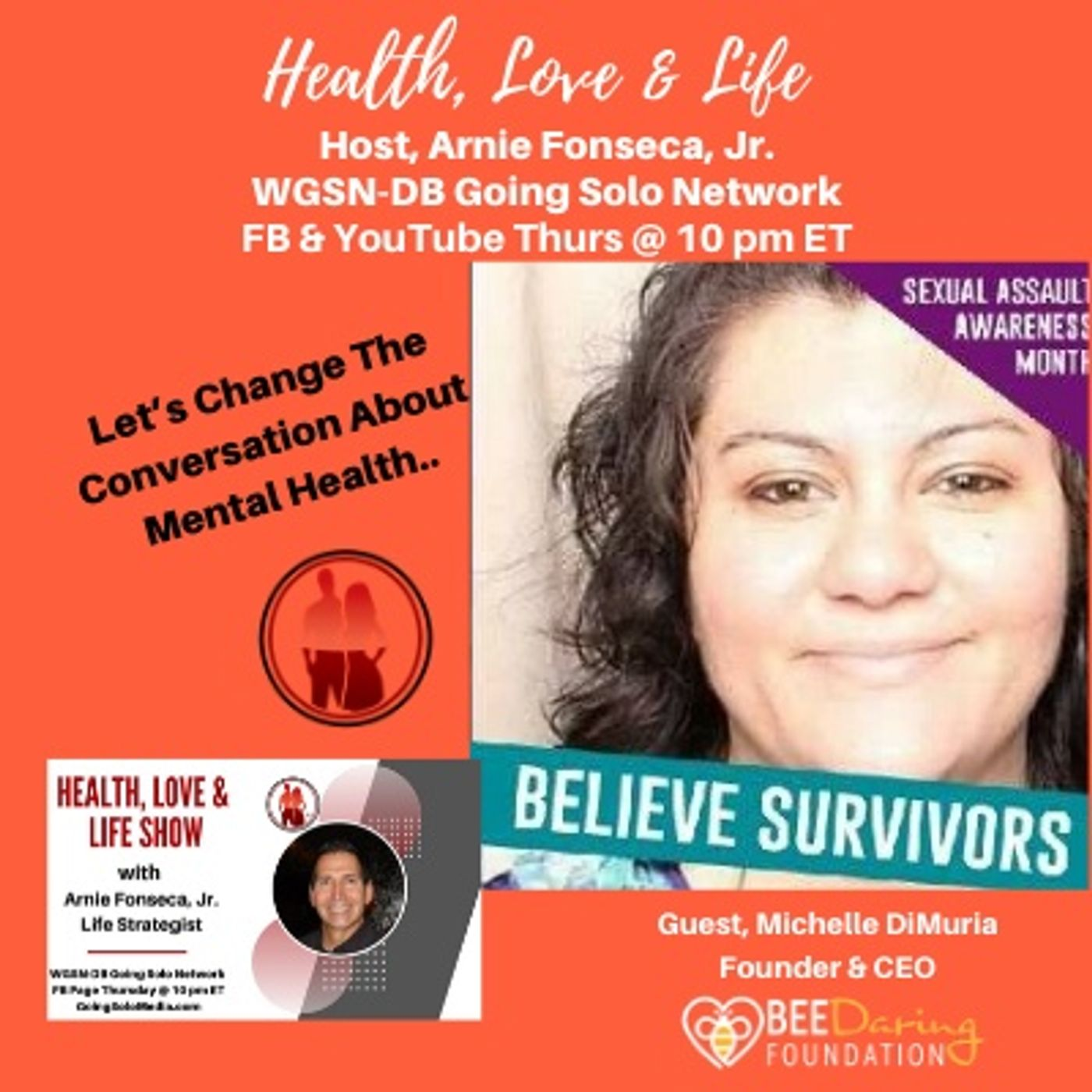 Let's Change The Conversation About Mental Health